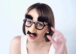Groucho girl rePhresh