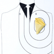 bulletproof pocket square product of the week