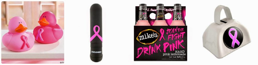 Breast Cancer Pink Ribbon Products